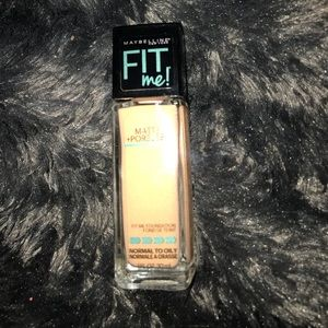 Other - Fit me foundation